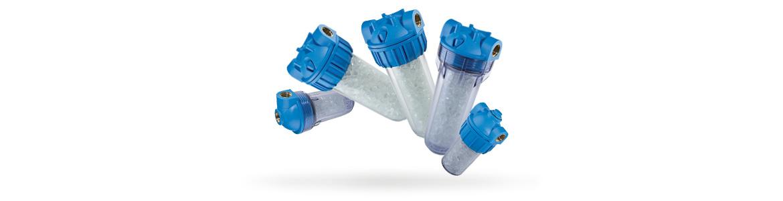 Filtri dosatori anticalcare non proporzionali for Atlas filtri anticalcare