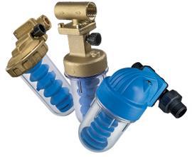 Filtri dosatori anticalcare proporzionali for Atlas filtri anticalcare