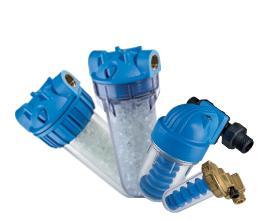 Tutti i nostri prodotti per la filtrazione dell 39 acqua for Atlas filtri anticalcare