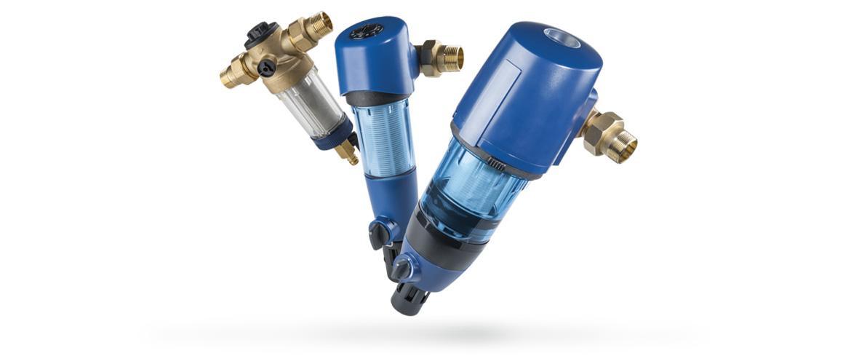 Cleantek filtri autopulenti singolo stadio atlas for Atlas filtri anticalcare